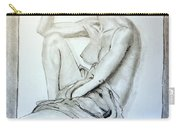 Nude Woman Viii Carry-all Pouch