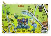 Nueces Watershed Area Carry-all Pouch