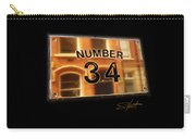 Number 34 Carry-all Pouch