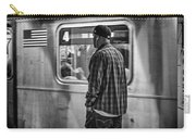 Number 4 Train Carry-all Pouch