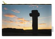 Nuns Cross Silhouette II Carry-all Pouch