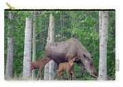 Nursing Moose Carry-all Pouch
