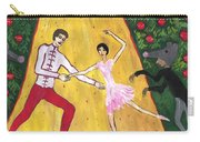 Nutcracker Act 1 Impressions Carry-all Pouch