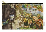 Nuthatch And Creeper Carry-all Pouch