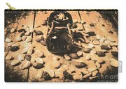 Nuts About Vintage Still Life Art Carry-all Pouch