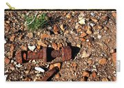 Nuts And Bolts Rusted Carry-all Pouch