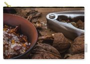 Nuts And Spices Series - Five Of Six Carry-all Pouch
