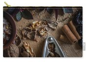 Nuts And Spices Series - Four Of Six Carry-all Pouch
