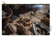 Nuts And Spices Series - One Of Six Carry-all Pouch