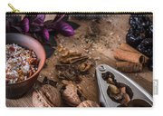 Nuts And Spices Series - Three Of Six Carry-all Pouch