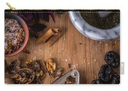 Nuts And Spices Series - Two Of Six Carry-all Pouch