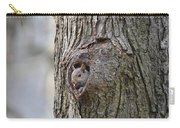 Nutty Squirrel Surprise  Carry-all Pouch
