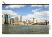 Ny East River Carry-all Pouch