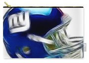 Ny Giants Helmet - Fantasy Art Carry-all Pouch