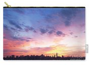 Ny Skyline Dawn Delight Carry-all Pouch