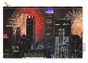 Nyc 4th Of July Fireworks Carry-all Pouch