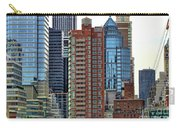 Nyc Architecture Buildings Tall  Carry-all Pouch