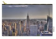 Nyc At Dusk Carry-all Pouch