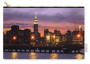 Sunset City Lights Carry-all Pouch