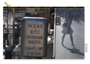 Nyc Drinking Water Carry-all Pouch