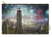 Nyc. Empire State Building Carry-all Pouch