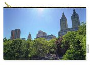 Nyc From Central Park Carry-all Pouch