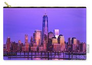 Nyc From Hoboken Carry-all Pouch