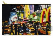 Nyc II The Temple Of M Carry-all Pouch by Robert Reeves