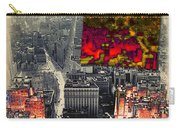 Nyc Papercut No.2 Carry-all Pouch