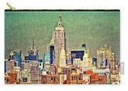 Nyc Scaped Carry-all Pouch
