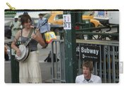Nyc Street Musicians Banjo Carry-all Pouch