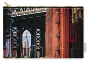 Nyc Summer Postcard Carry-all Pouch