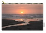 Nye Beach Sunset Carry-all Pouch