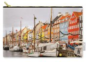 Nyhavn Area Copenhagen Carry-all Pouch