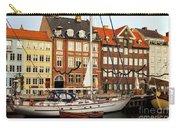 Nyhavn Area Of Copenhagen Carry-all Pouch