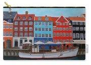 Nyhavn Copenhagen Carry-all Pouch