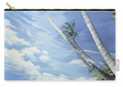 Nylon Pool Tobago. Carry-all Pouch by Karin  Dawn Kelshall- Best