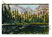 Nymph Lake Carry-all Pouch