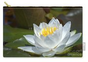 Nymphaeaceae.. Carry-all Pouch