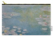 Nympheas At Giverny Carry-all Pouch