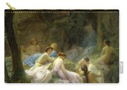 Nymphs Listening To The Songs Of Orpheus Carry-all Pouch