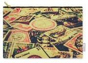 Nz Post Background Carry-all Pouch