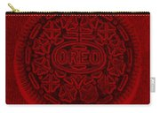 O R E O In Red Carry-all Pouch