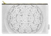 O R E O In White Carry-all Pouch