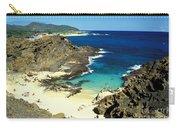 Oahu, Beach Goers Carry-all Pouch