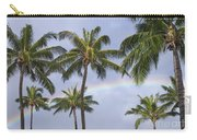 Oahu, Rainbow Carry-all Pouch