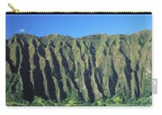 Oahu Rugged And Lush Carry-all Pouch