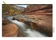 Oak Creek In Slide Rock State Park Carry-all Pouch