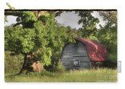 Oak Framed Barn Carry-all Pouch by Benanne Stiens