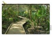 Oak Hammock Trail, Florida Carry-all Pouch